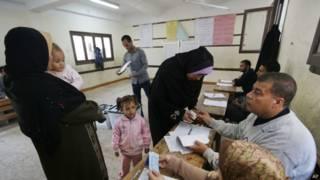 الانتخابات البرلمانية المصرية