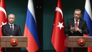 Financial Times: Putin ve Erdoğan birbirlerini sınıyor