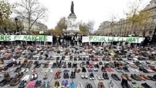 قمة المناخ في باريس: مظاهرات عالمية للمطالبة بمواجهة التغير المناخي