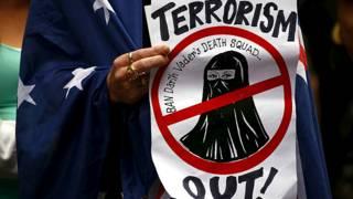 د استرالیا سیډني کې د اسلام ضد لاریون هم شوی و