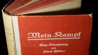 ஹிட்லரின் மெய்ன் காம்ஃப் நூல்