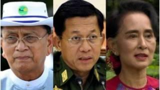 Myanmar Leaders