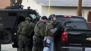 अमरीका में शूटिंग