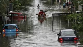 चेन्नई में बाढ़