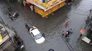 चेन्नई बाढ़