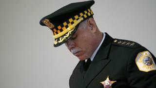 Garry McCarthy, exsuperintendente de la policía