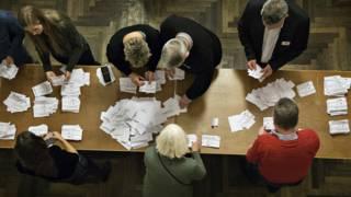 """公投结果显示,53%的丹麦民众选择了""""反对""""。"""