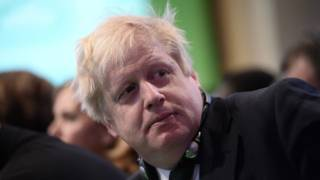 Ông Boris Johnson
