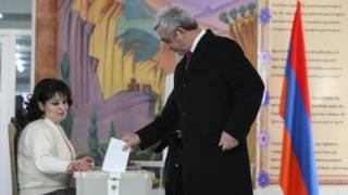Референдум в Армении