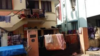 चेन्नई में बाढ़ के बाद के हालात