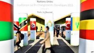 पैरिस जलवायु परिवर्तन सम्मेलन