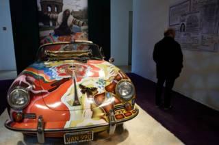Porsche Дженис Джоплин