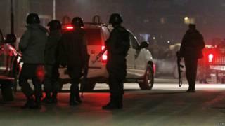काबुल में हमला