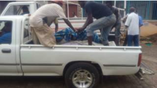 Gawar wani dan Burundi da aka kashe a kasar