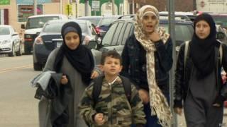 हैमट्रैमिक के मुस्लिम नागरिक