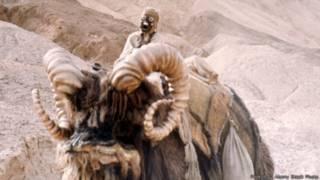 Bantha de la Guerra de las Galaxias
