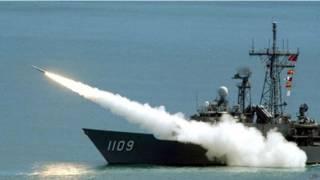 الصين تحتج على قرار امريكا بيع بارجتين حربيتين لتايوان