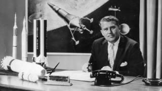 Wenher von Braun: el nazi que diseñó la ruta al espacio