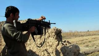 अफ़ग़ान नेशनल आर्मी का सिपाही
