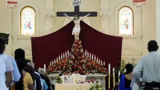 चर्च, कोलंबो