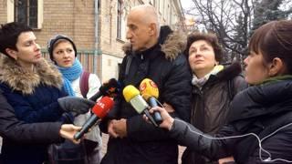 Владимир Ионов и Ольга Браун
