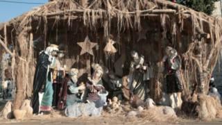 مشهد الميلاد