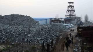 china mine