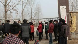 Шахта в провинции Шаньдун