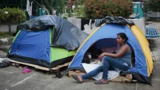 Кубинские беженцы