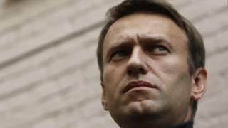 Глава Фонда борьбы с коррупцией Алексей Навальный