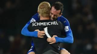 Leicester goalkeeper