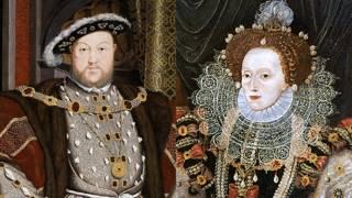 Enrique VIII e Isabel I
