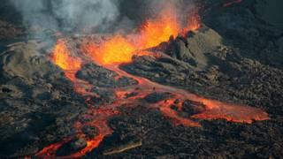 El apocalipsis volcánico que casi acabó con la vida en la Tierra