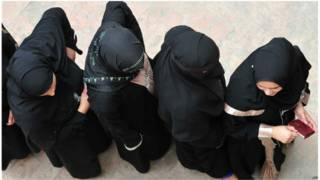 पाकिस्तान महिलाएं