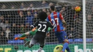 Chelsea yatsinze Crystal Palace