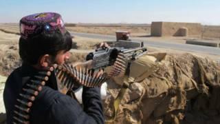 अफ़ग़ानिस्तान में तालिबान लड़ाका