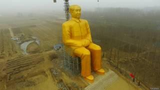 Estatua Mao