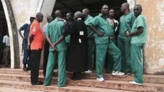 burundi justice