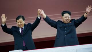 China / Corea del Norte