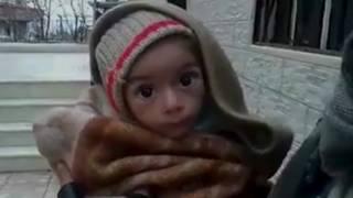 La lenta muerte por hambre de las ciudades sitiadas en Siria