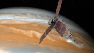 नासा का उपग्रह जूनो.