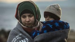 तुर्की में सीरियाई शरणार्थी