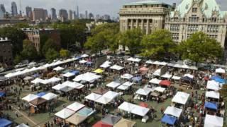 Mercado de las pulgas de Brooklyn
