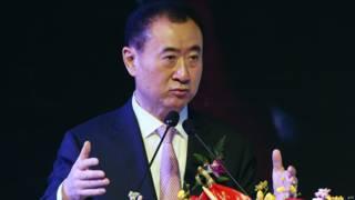 万达集团董事长王健林(资料照片)