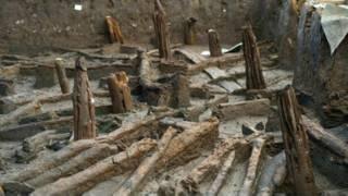 Раскопки, бронзовый век