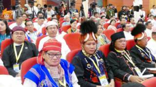 Burma Peace Meeting