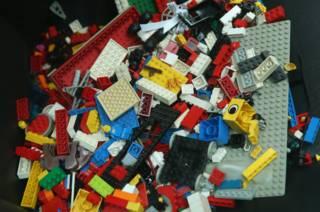 Кубики Lego