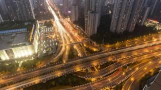 Движение в мегаполисе