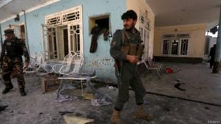 जलालाबाद में आत्मघाती बम धमाका