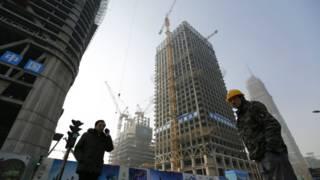 Стройка в Пекине